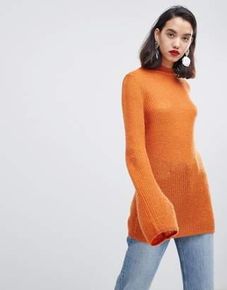 Vero Moda Roll Neck Knitted Sweater