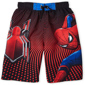 Spiderman (Boys 8-20) Spider Man Board Shorts