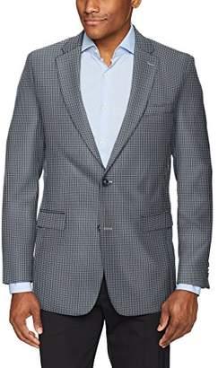 Tommy Hilfiger Men's Single Breast Two Button Blazer