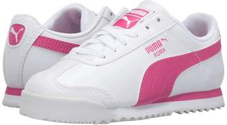 Puma Kids Roma Basic PS Girls Shoes