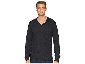 Lucky Brand Linen Hoodley Men's Sweatshirt