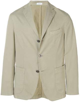 Boglioli long sleeved tailored jacket
