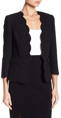 Ted Baker Scallop Edge Blazer