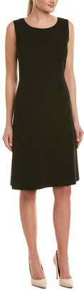 Lafayette 148 New York Cheyen A-Line Dress