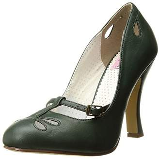 Couture Pin Up Women's Smitten-20 Pump