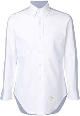 Thom Browne Bicolor Classic Oxford Shirt