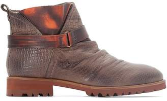 dkode Seven Leather Ankle Boots