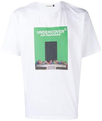 Undercover printed T-shirt