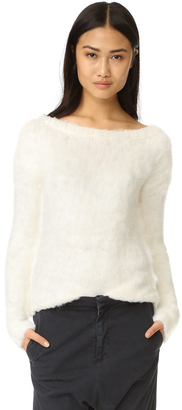 Theory Irinka Sweater $495 thestylecure.com