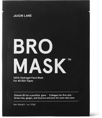 JAXON LANE Bro Sheet Mask X 4
