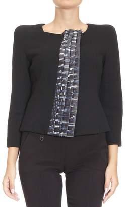 Armani Collezioni Blazer Suit Jacket Woman