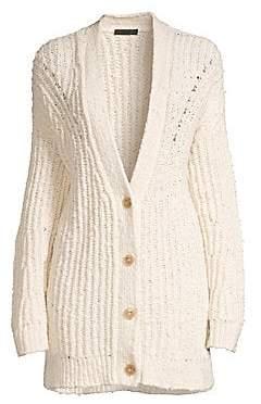 07d2c209bfac47 ATM Anthony Thomas Melillo Women s Chunky Knit Cardigan