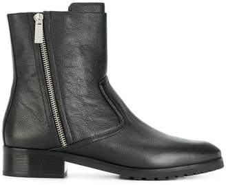 MICHAEL Michael Kors ankle zip boots