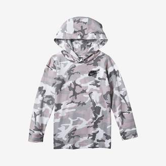 Nike Sportswear Infant/Toddler Camo Pullover Hoodie