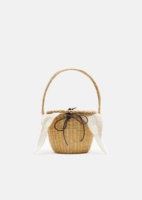 Muun Lou Straw Bag