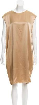 Magaschoni Silk Slip Dress