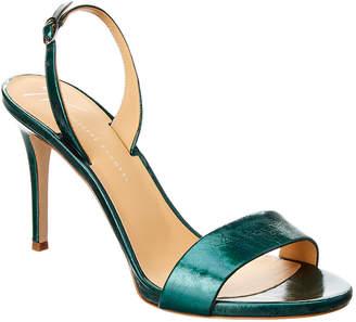 Giuseppe Zanotti Leather Slingback Sandal