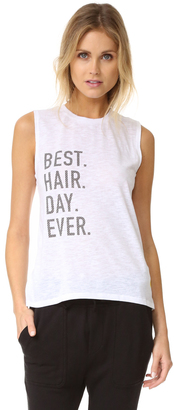 Drybar Best Hair Day Ever Tank $33 thestylecure.com