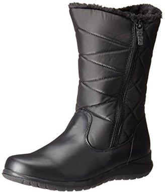 Totes Women's Edgen Zip Snow Boot $48 thestylecure.com