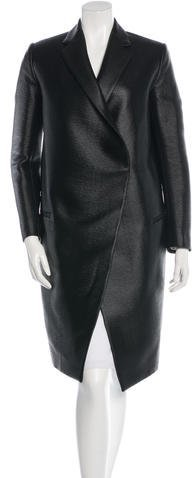 CelineCéline Wool-Blend Long Coat