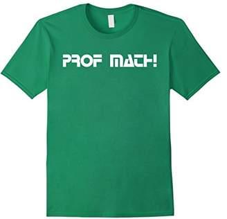 Prof Math T-Shirt