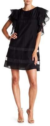Rebecca Minkoff Bocca Ruffled Dress