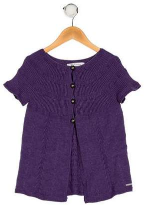 Carrera Pili Girls' Wool Cardigan