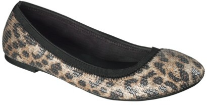 Girl's Cherokee® Faith Ballet - Animal Print