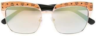MCM logo square frame sunglasses