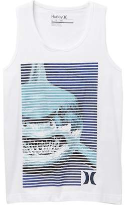 Hurley Shark Face Tank Top (Big Boys)