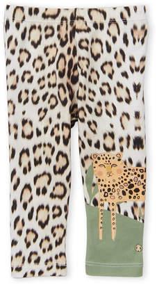 Roberto Cavalli Junior (Infant Girls) Leopard Print Leggings