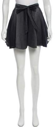 Ted Baker Flared Mini Skirt