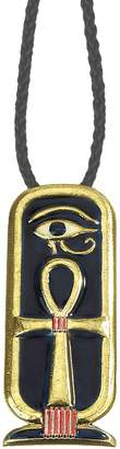 Summit Ankh Cartouche Pendant Collectible Medallion Necklace Accessory Jewel
