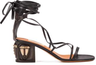 Valentino Tribe Gladiator Heeled Sandal