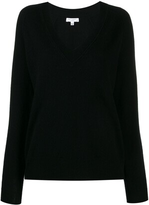 Equipment v-neck sweater
