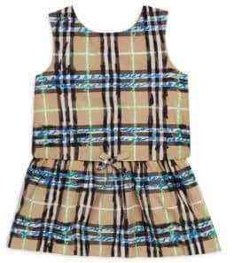 Burberry Baby's& Toddler's Mini Mabel Fit-&-Flare Dress
