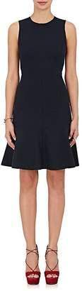 Derek Lam 10 Crosby Women's Coea Stretch-Cotton Jersey Fit & Flare Dress $395 thestylecure.com