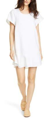 Joie Carlen Linen Shift Dress