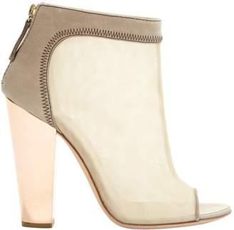 Giuseppe Zanotti Leather heels