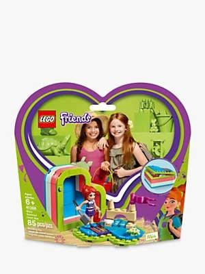 Lego Friends 41388 Mia's Summer Heart Box
