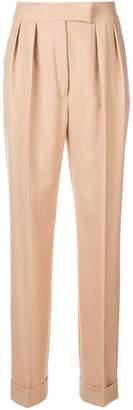 Agnona high waist trousers