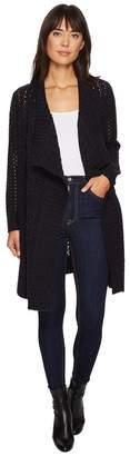 NYDJ Novelty Cascade Cardigan Women's Sweater