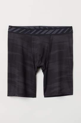 H&M Sports Boxer Shorts - Black
