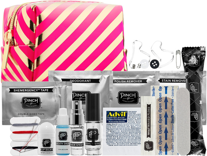 Sephora Pinch Provisions Minimergency® Kit For Her - Pink Candy Striper