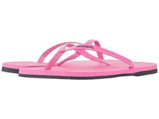 Havaianas You Metallic Flip Flops Women's Sandals