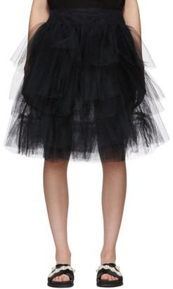 Simone Rocha Black Tutu Skirt