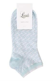 Levante Melfi Spot Cotton Ankle Sock