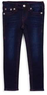 True Religion Little Girl's Stretch Skinny Jean