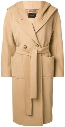 Paltò hooded coat