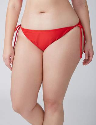 Lane Bryant Side-Tie String Bikini Bottom